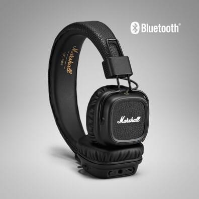Marshall Major II 耳罩式無線藍芽耳機~經典數位