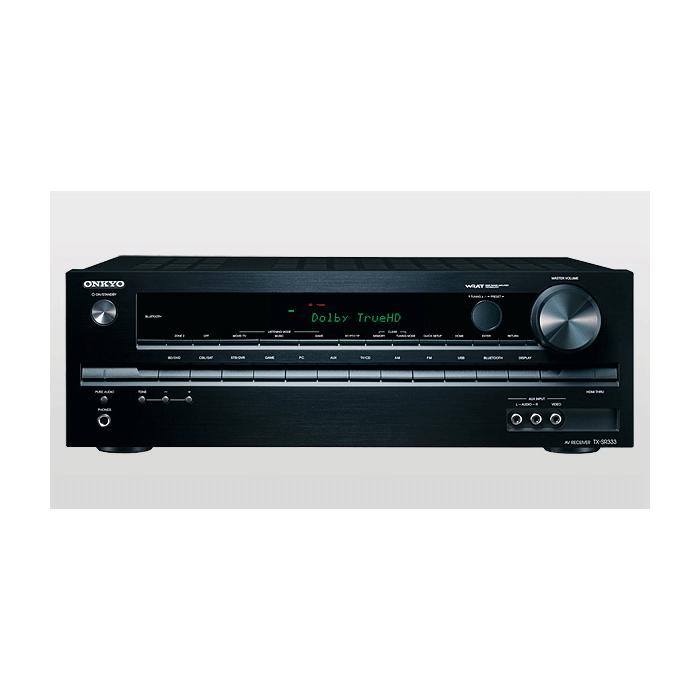 ONKYO TX-SR333 5.1聲道家庭影院擴音機~經典數位