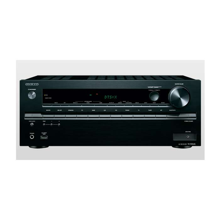 ONKYO TX-NR646 7.2聲道網路家庭影音擴音機~經典數位