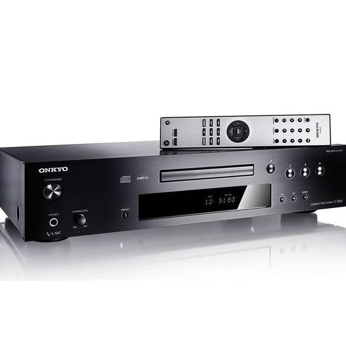 ONKYO C-7030 高階CD播放機家VLSC技術.高品質零件~經典數位