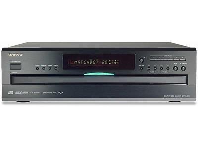 ONKYO DX-C390 6片CD播放機40首歌曲隨機播放~經典數位