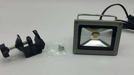58W 高亮度LED 戶外防水露營夾燈