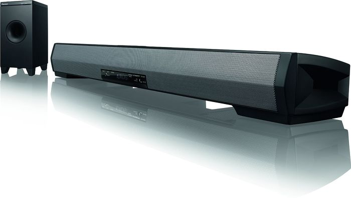 Pionner 先鋒 SBX-N700 無線網路前置揚聲系統 喇叭 SOUNDBAR