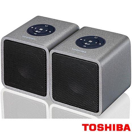 TOSHIBA 木質音箱藍牙喇叭 TY-WSP5TTW(1611)