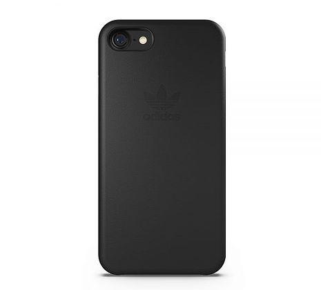 adidas Originals 4.7吋 iPhone 7/i7 slim case 純色矽膠超薄 雙材質手機保護殼/保護套