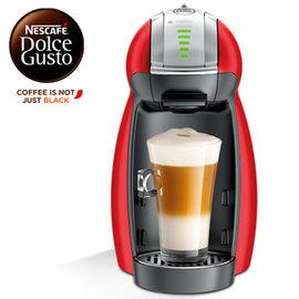 ★公司貨 雀巢 DOLCE GUSTO 膠囊咖啡機 Genio2 (型號:9771) - 星夜紅