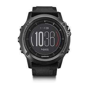 GARMIN fenix 3 HR  腕式心率戶外GPS腕錶