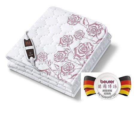 德國博依 beurer   銀離子抗菌床墊型電毯  (單人定時型)  TP60 / TP 60