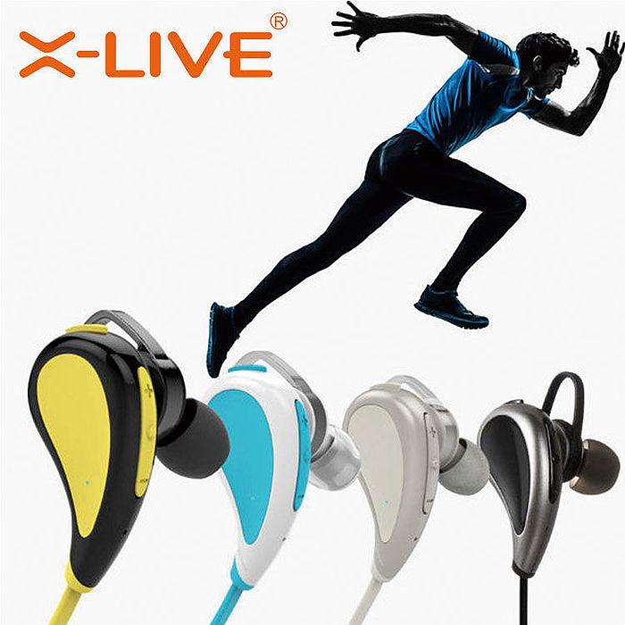 藍芽耳機B220  Bluetooth V4.1 CSR運動防水藍芽耳機