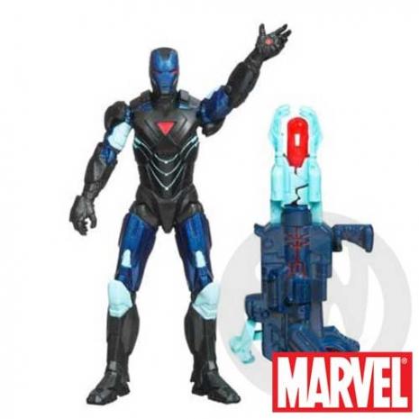 《玩具森林》[復仇者聯盟Avengers]鋼鐵人Iron Man-07馬克六號MARK VI反制衝擊裝甲版 基本人物組