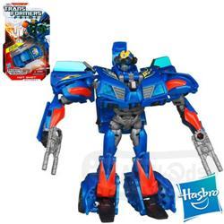 【玩具森林】[變形金剛PRIME領袖之證]機器人偽裝RID-D級豪華組:激射/重擊砲Hot Shot(動畫系列-變形金鋼-變型金剛-變型金鋼)