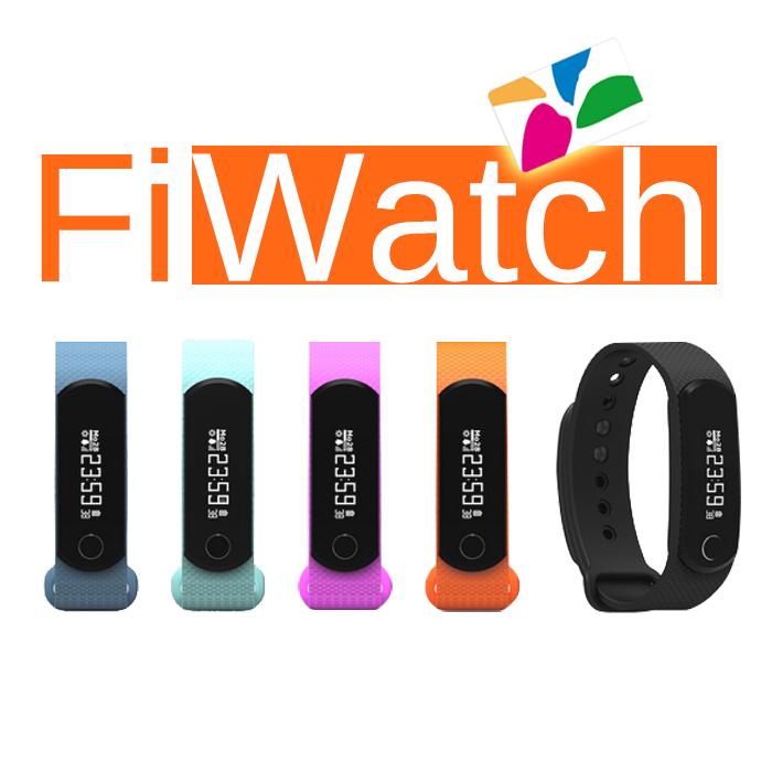 FiWatch 智能悠遊運動環表