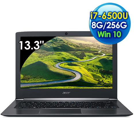 【瘋狂下殺 10/23前再現折一千】Acer S5-371-76TZ (i7-6500U/13.3吋FHD/8G/256G SSD/Win 10)