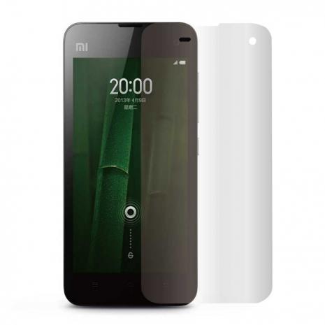 ZIYA Xiaomi 小米機 MI2A 抗刮亮面螢幕保護貼2入