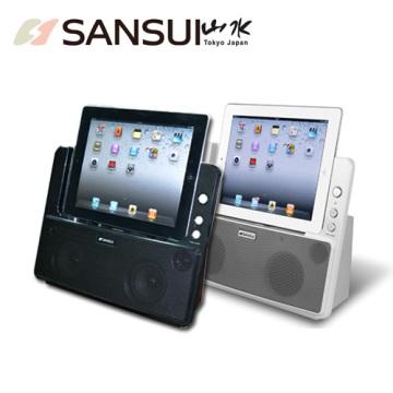 山水SANSUI iPad/iPhone/iPod影音播放器(SRIP-55D)