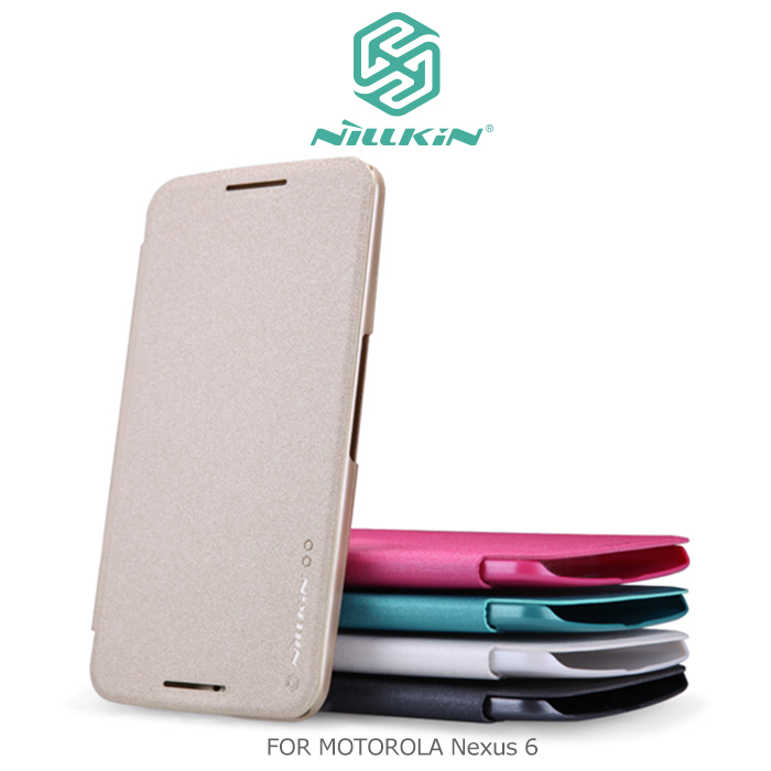 NILLKIN Motorola Nexus 6 星?皮套