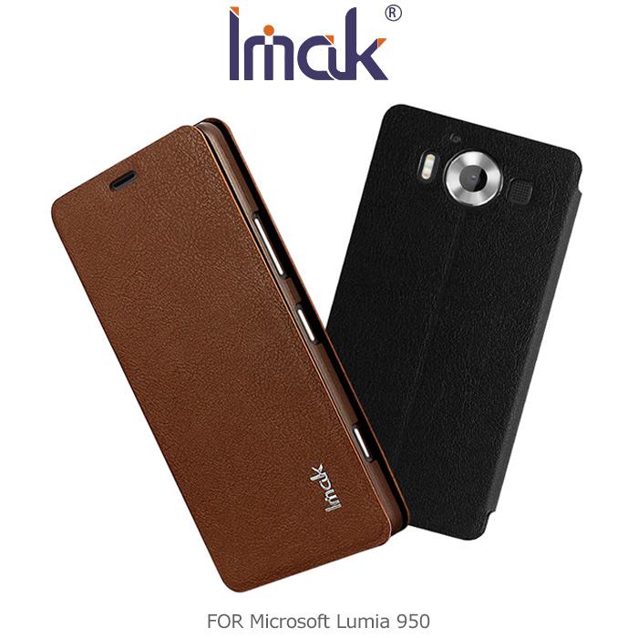 IMAK Microsoft Lumia 950 伯爵皮套