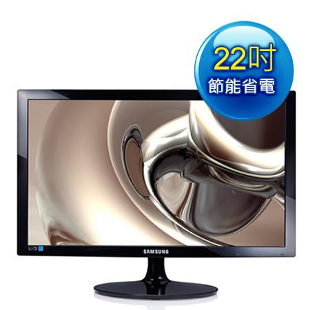 SAMSUNG 三星 S22D300NY 22型 高畫質 LED寬螢幕