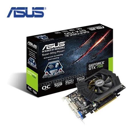 ASUS華碩 GTX750-PHOC-1GD5 顯示卡