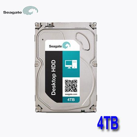 Seagate 希捷 Desktop HDD 4TB 3.5吋SATAⅢ硬碟 (ST4000DM000)