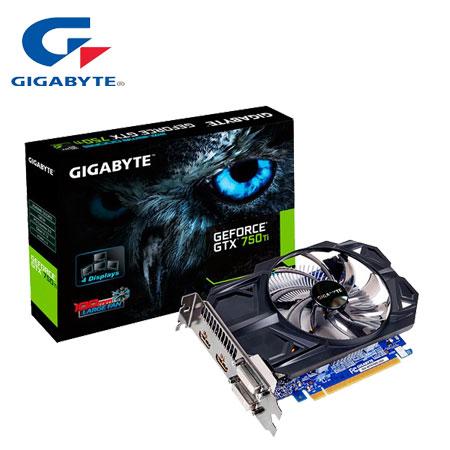 GIGABYTE 技嘉 N75TD5-2GI 顯示卡