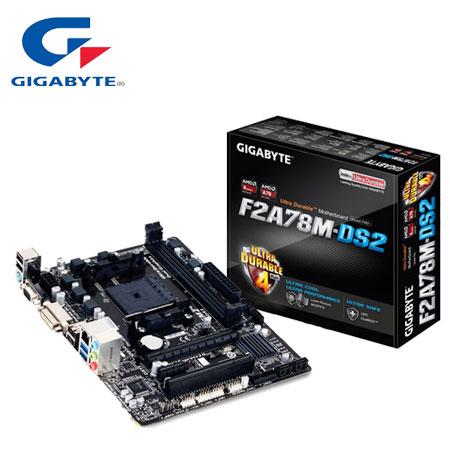 GIGABYTE 技嘉 F2A78M-DS2 主機板