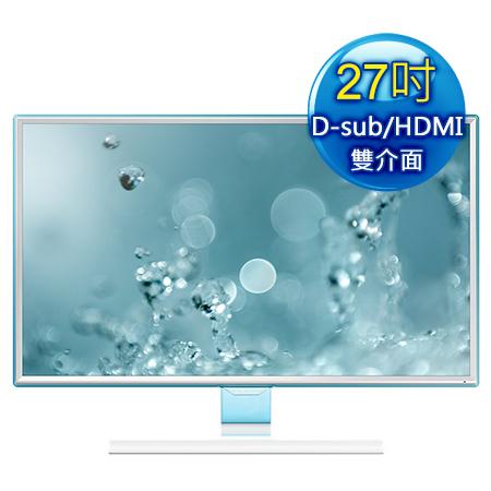 SAMSUNG三星 S27E360H 27型 不閃屏 廣視角PLS液晶螢幕