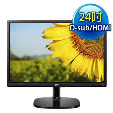 LG樂金 24MP48HQ-P 24型 Full HD IPS護眼電競液晶螢幕