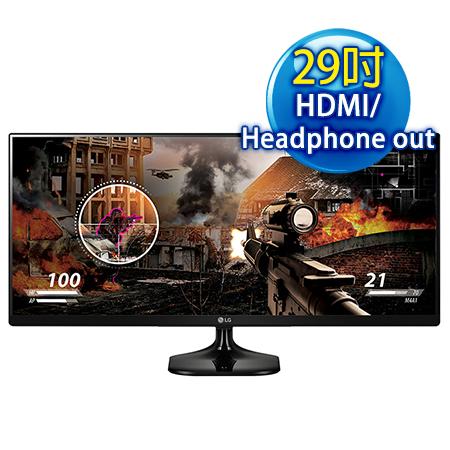 LG樂金 29UM58-P 29型 21:9 UltraWide? WQHD AH-IPS 電競旗艦螢幕