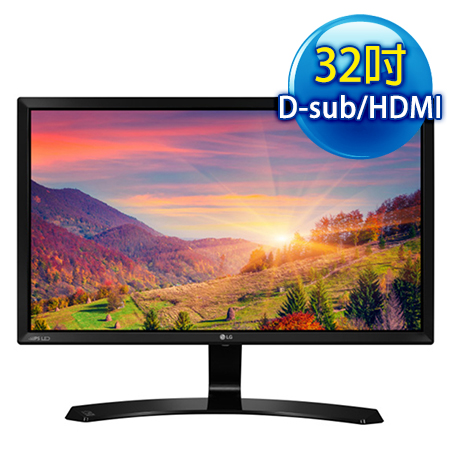 LG樂金 32MP58HQ-P 32型 Full HD AH-IPS護眼電競螢幕