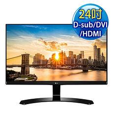 LG樂金 24MP68VQ~P 24型 Full HD AH~IPS 護眼電競螢幕
