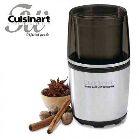 美國Cuisinart養生研磨機/磨豆機(SG-10TW)