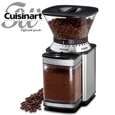 美國Cuisinart專業咖啡研磨器(DBM-8TW)