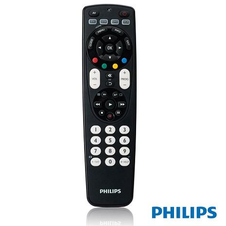 (福利新品)PHILIPS SRP4004/86 液晶/傳統 TV四合一萬用遙控器