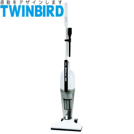 日本TWINBIRD直立式吸塵器 TC-D338K