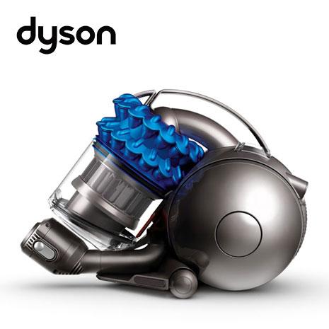 ★福利品★dyson ball  turbinehead DC46圓筒式吸塵器寶藍色