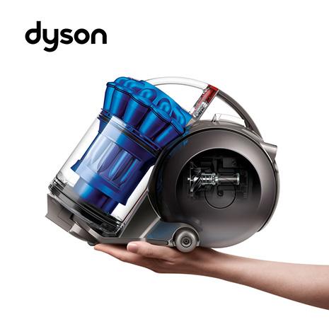 ★福利品★dyson ball DC48 turbinehead 圓筒式吸塵器(寶藍款)