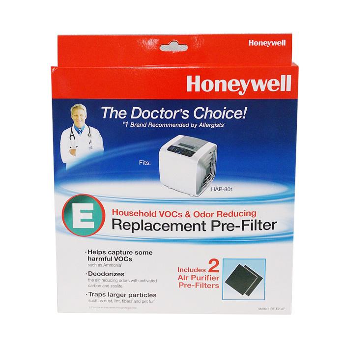 美國Honeywell CZ除臭濾心HRF-E2-AP(一盒2入)