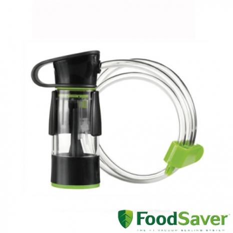 ★福利品★美國FoodSaver-真空夾鏈袋轉接頭組