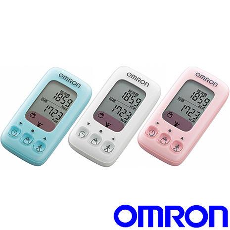 OMRON 歐姆龍活動量計HJA-310(三色任選)