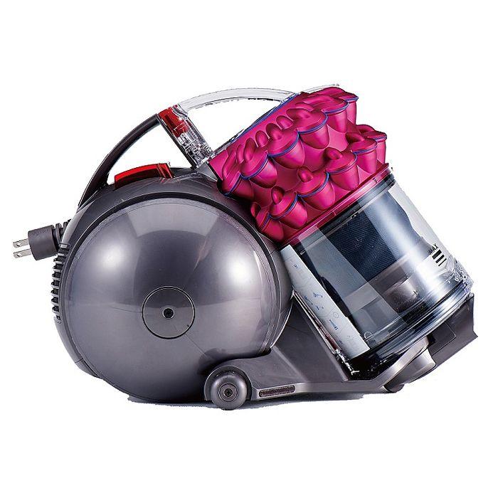 (福利品)Dyson ball DC63 turbinerhead雙層圓筒式吸塵器(桃紅)