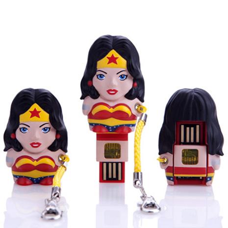 超人聯盟 Wonder Woman microSD讀卡機