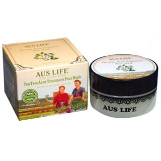 【澳思萊AUS LIFE】茶樹去痘粉刺淨化水凝霜(100ml)