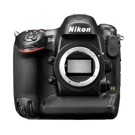 Nikon D4 BODY 單機身 送GP-1 GPS接收器 全片幅旗艦機皇 1600萬畫素 國祥公司貨