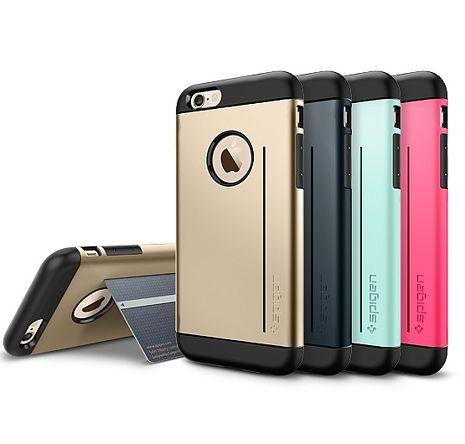 【SGP/Spigen】iPhone 6s/6 Slim Armor S 雙層護盾超薄保護殼