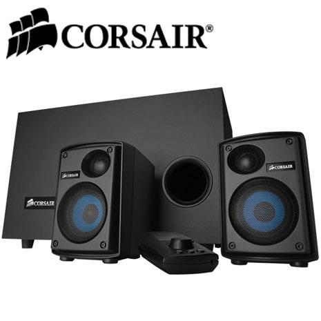 Corsair SP2500 2.1聲道電競喇叭組