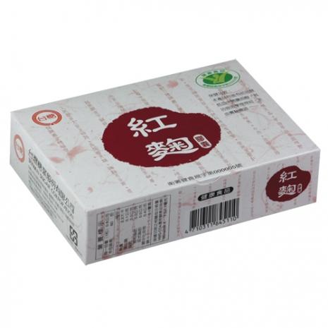 【台糖】紅麴膠囊60粒