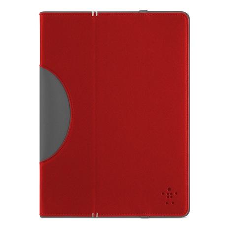 Belkin iPad Air 膝上型 保護套 獨家專利 紅色