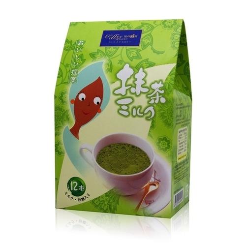 珈的工房 抹茶 歐蕾 6盒組 ^(12包x6盒^)
