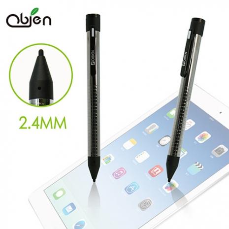 Obien 高感度主動式觸控筆 (黑色)